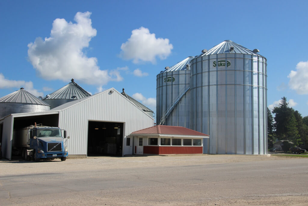 Re-built Breda Feed and Grain